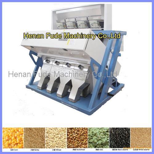 grain color sorter, beans color sorter