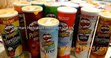 Pringles 165g X 18 Units Arabic and English Pack