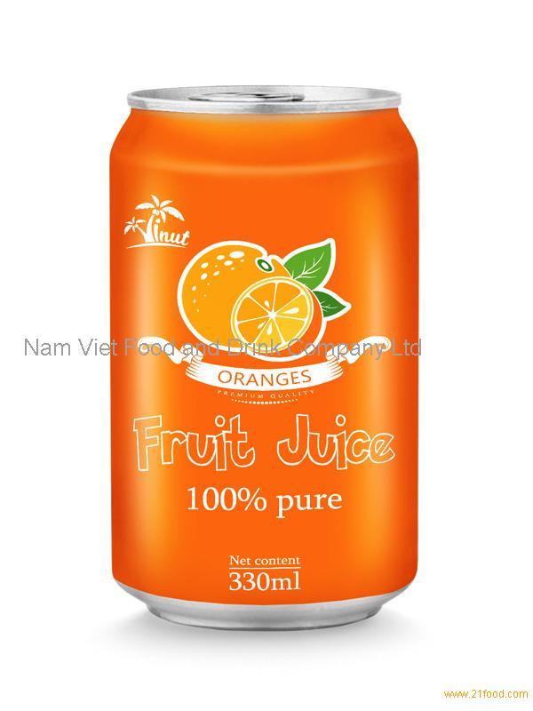 330ml Orange Juice