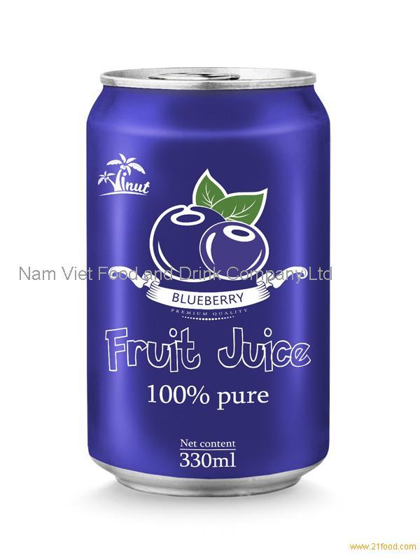330ml Blueberry Juice