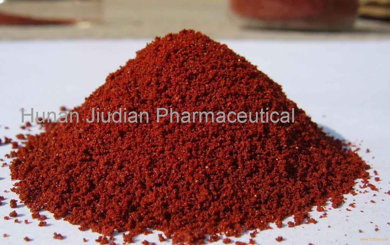 Canthaxanthin 10% from GMP manufacturer