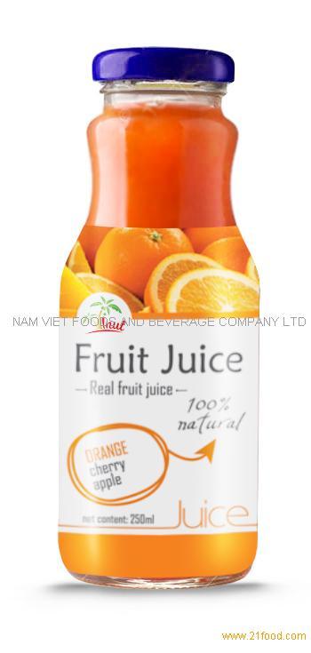 250ml Orange Juice