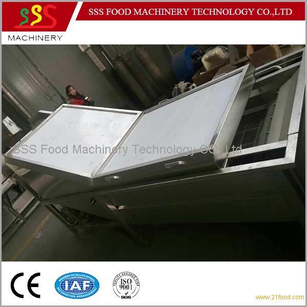 Automatic Fish Cleaning Machine Fish Washing Machine