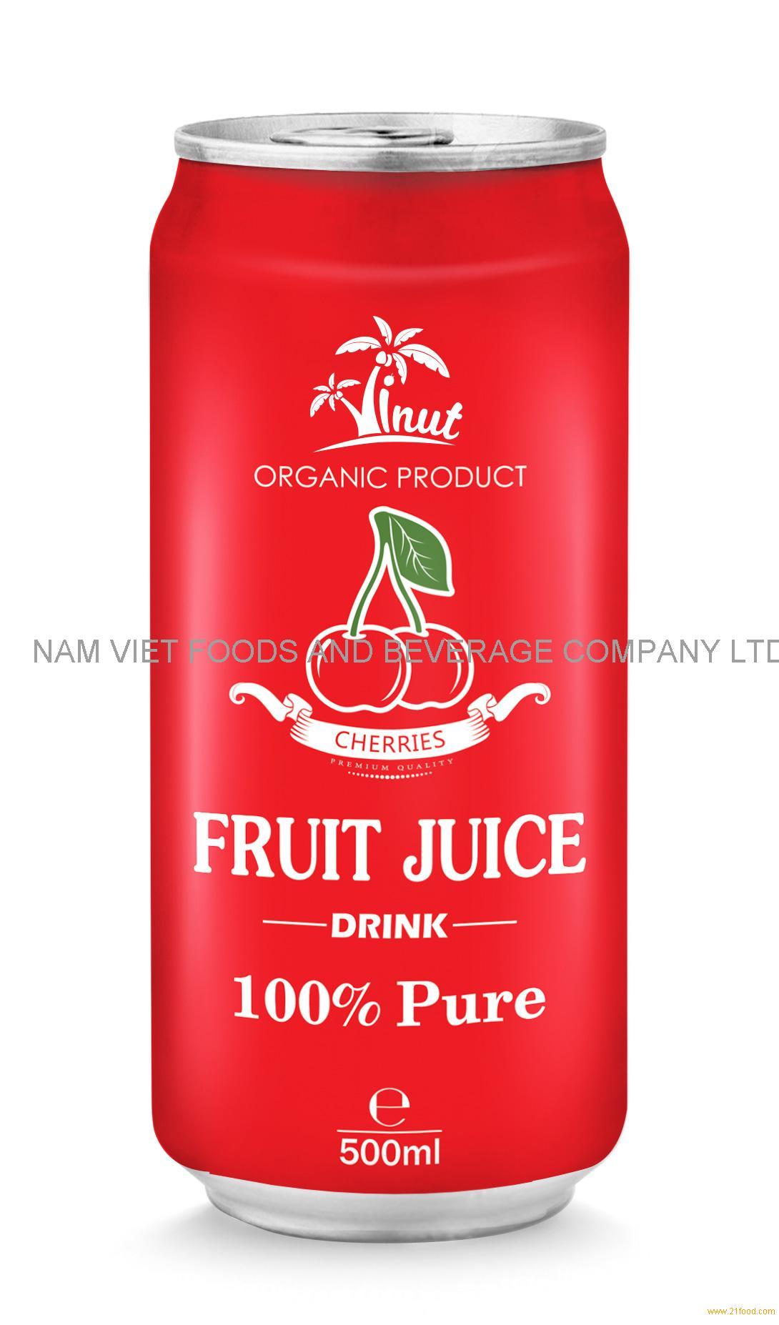 500ml Cherry Juice