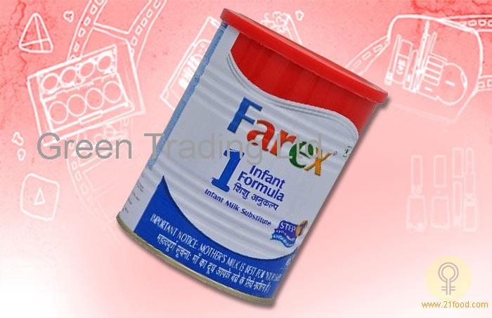 Wockhardt Farex Milk Powder For Sale 400g Arabic Text