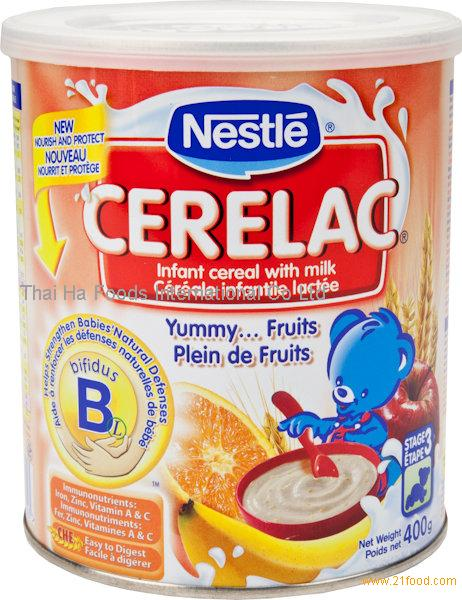 Nestle Infant formula Cerelac, Primilac, Similac,Bebelac, milk powder 400g $19 per carton
