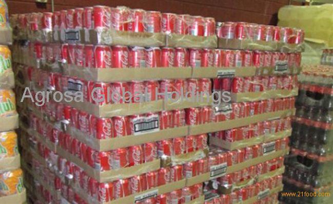 Coca Cola , Sprite , Fanta, Pepsi, 355ML Can