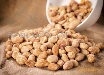 Dry Roasted Peanut