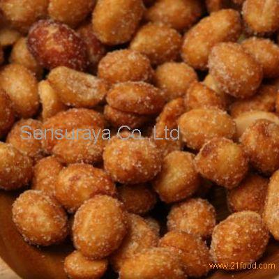 honey roasted peanut
