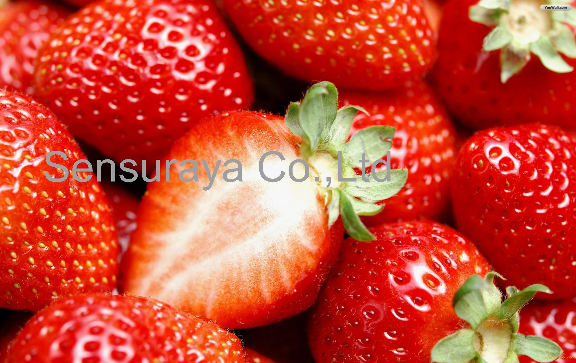 Fresh sweety strawberry