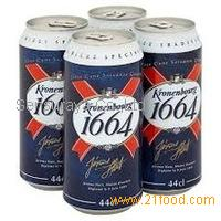 French Kronenbourg 1664 Blanc 25cl bottles