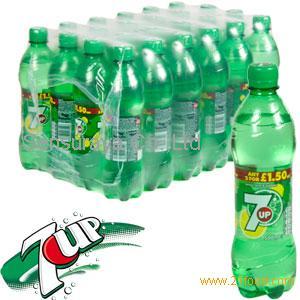 7UP (24 x 500ml Bottles)