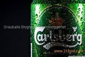CALSBERG BEER 330ML TINNED CAN