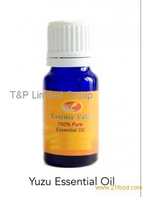 Yuzu Essential Oil (Citrus junos)