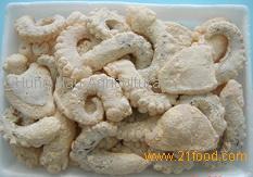 Breaded Octopus