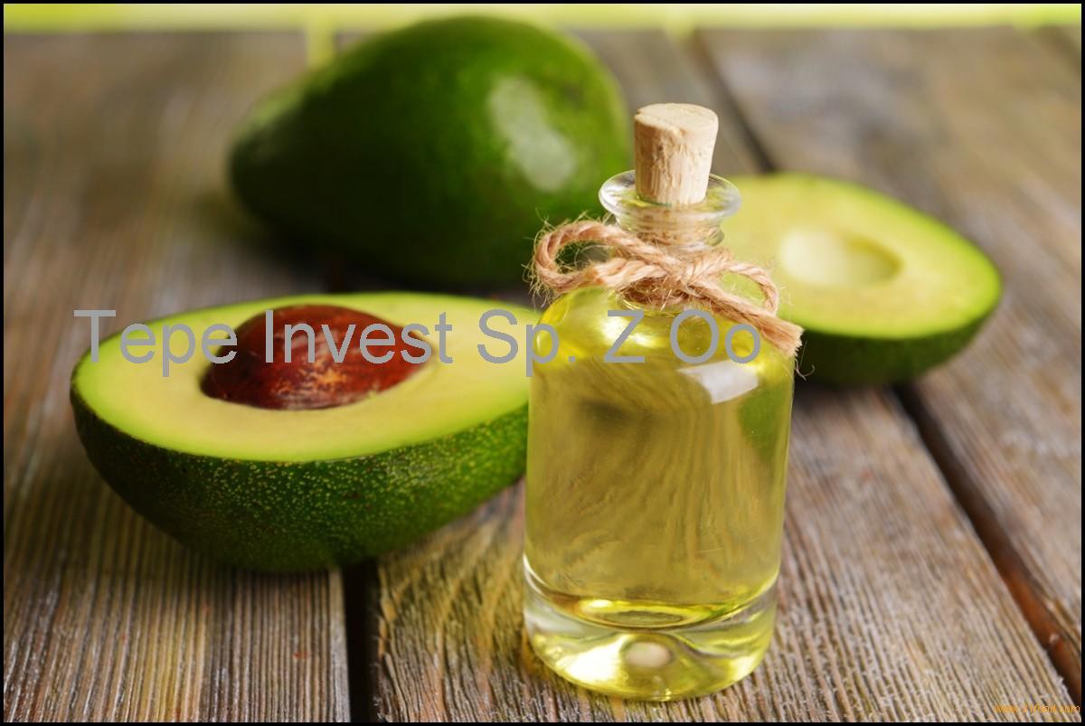Organic avocado oil/avocado oil extraction