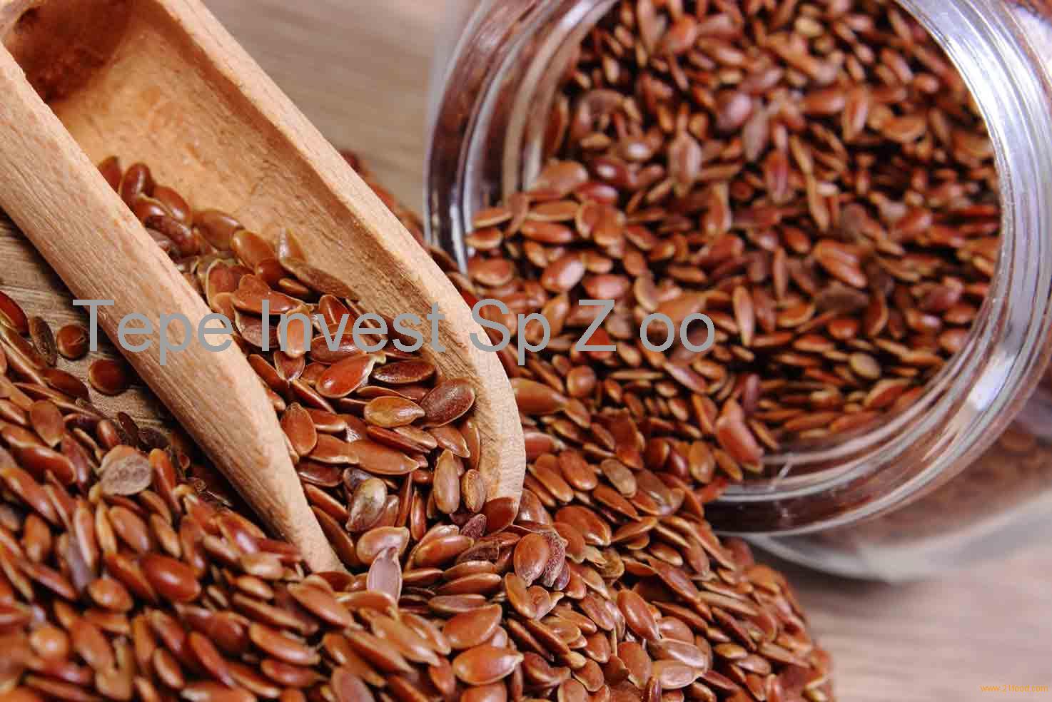 Quality Flax Seeds