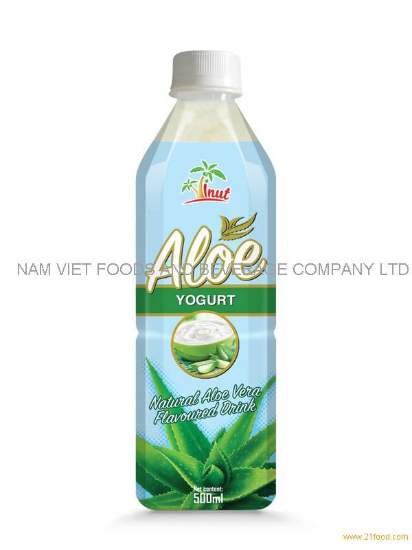500ml Yogurt Aloe Vera Drink