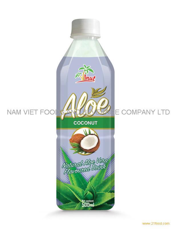 500ml Coconut Aloe Drink