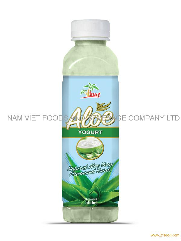 500ml Yogurt Aloe Vera