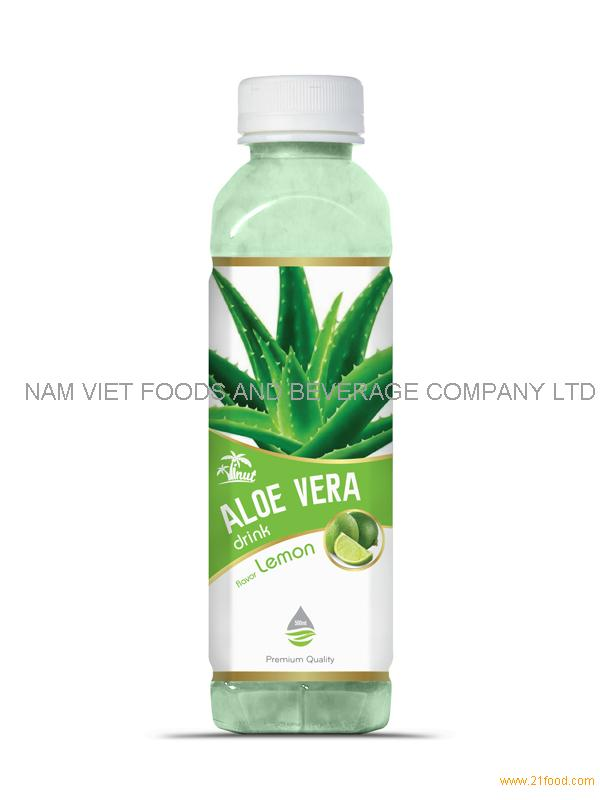 500ml Lemon Aloe Vera Juice