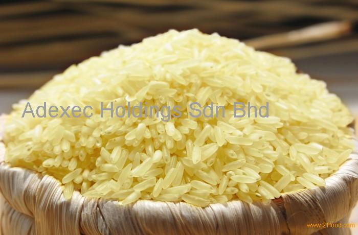 Par-boiled Rice