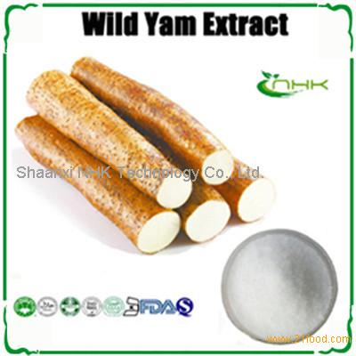 Natural wild yam extract diosgenine 16%
