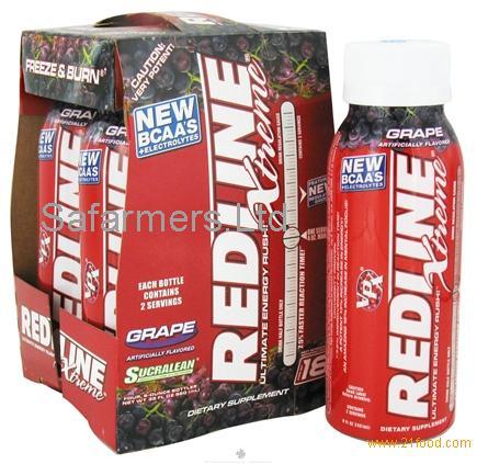 Redline the ultimate energy rush