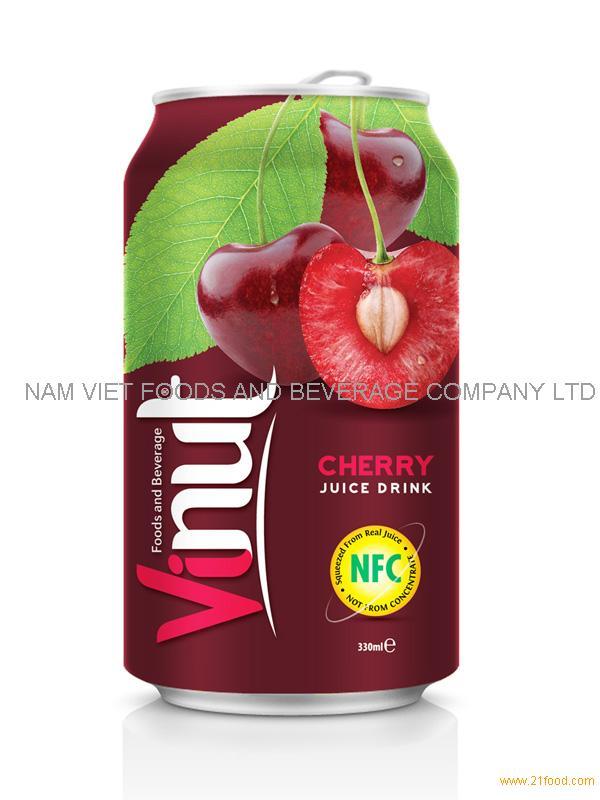 330ml Cherry Juice Drink