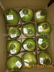 Organic Nam Hong (Pagoda Young) Coconuts High Quality