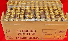 FERRERO ROCHER T3 37.5G TRI/PACK HAZELNUTS CHOCOLATE