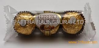 100% FERRERO ROCHER CHOCOLATES T30