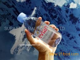 High Quality Evian Mineral Water Available Now