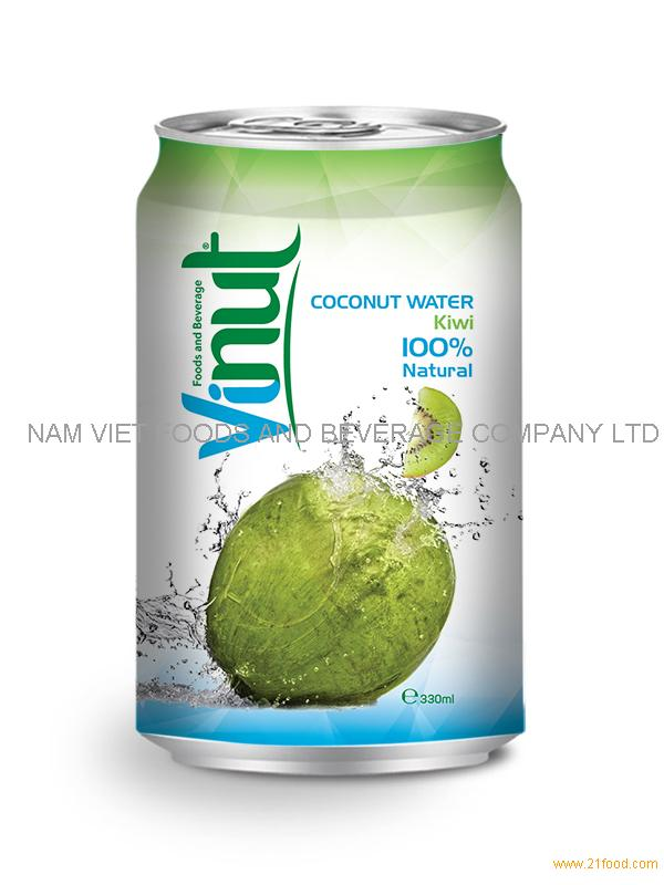 Kiwi Coconut Water