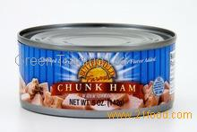 Wholesale Canned 5oz Diced Ham/ Butterfield Farms 12oz Diced Ham