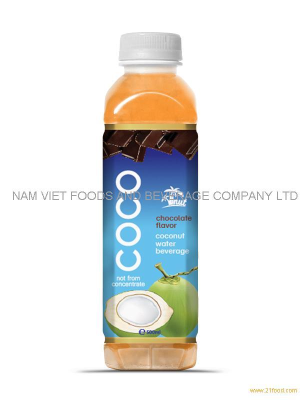 500ml Coffee Flavor Coconut Water