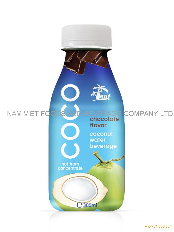 300ml Chocolate Coconut Water