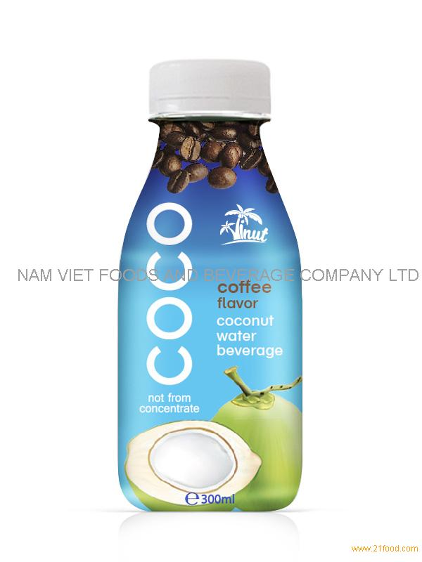 300ml Coffee Coconut Water
