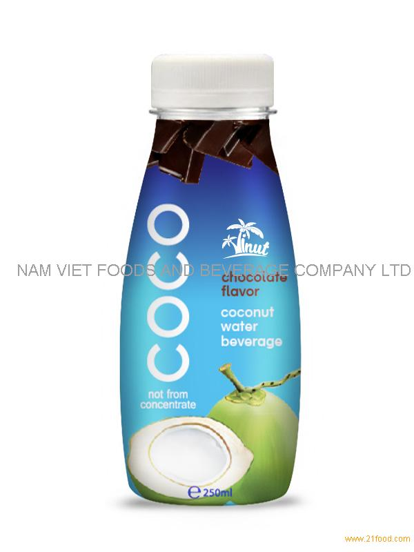 250ml Chocolate Coconut Water
