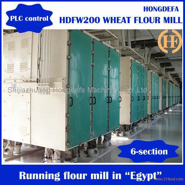 wheat machine price