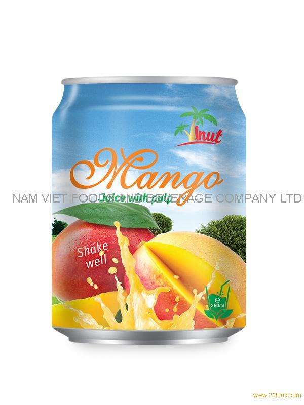 250ml Mango Fruit Juice