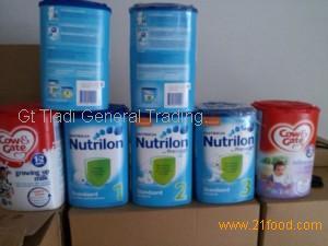 NUTRILON NUTRICIA INFANT BABY POWDER