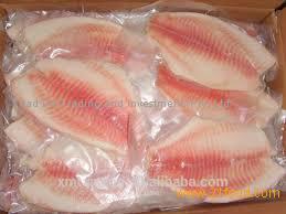 BLACK TILAPIA FISH FILLET