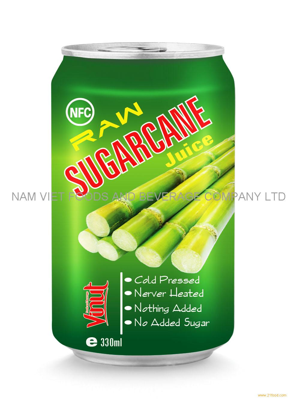 330 ml Raw Sugarcane Juice