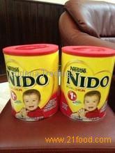 Nestle NIDO Milk Powder 400gr,900gr,1800gr,2500gr Tins Nestle NIDO Milk Powder 400gr,900gr,1800gr,25