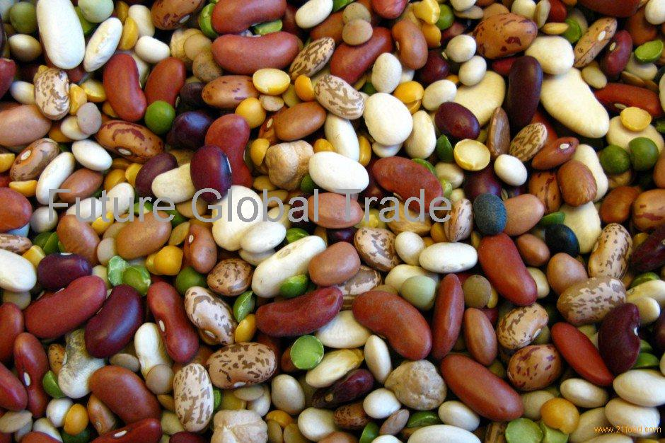 Frozen Kidney Beans , Dried Kidney Beans , Fresh Kidney Beans , Purple Kidney Beans , Yellow Kidney