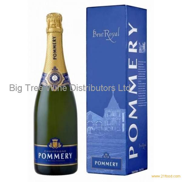pommery brut royal champagne 750 ml bottle products. Black Bedroom Furniture Sets. Home Design Ideas