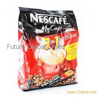 Nescafe 3 in1 ( MY CUP) & BOX PACK