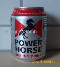 power horse energy drinks