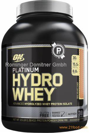Quality Gold Standard Whey Protein Powder